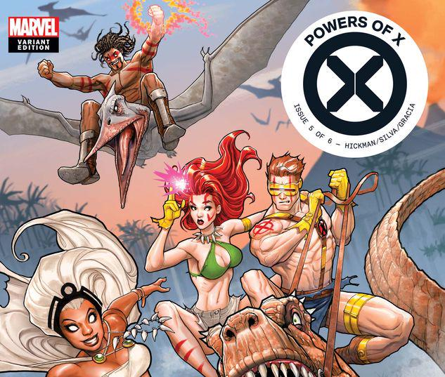 Powers of X #5
