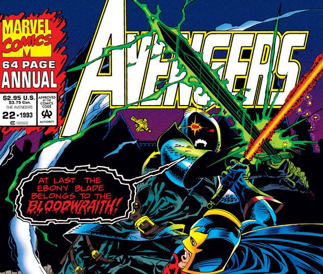 Avengers Annual #22