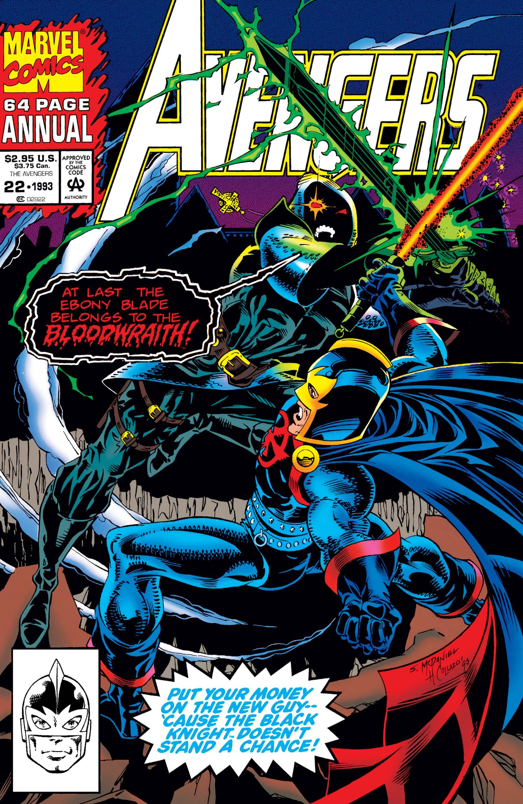 Avengers Annual (1967) #22
