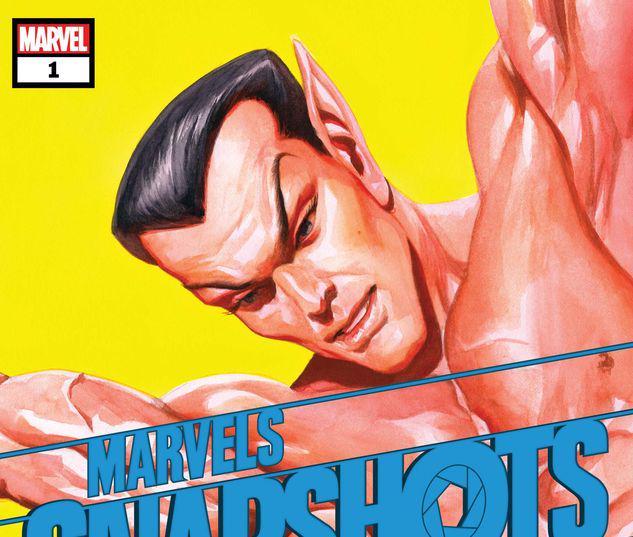 SUB-MARINER: MARVELS SNAPSHOTS 1 #1