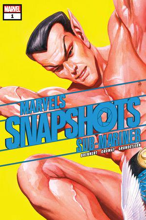 Sub-Mariner: Marvels Snapshots (2020) #1