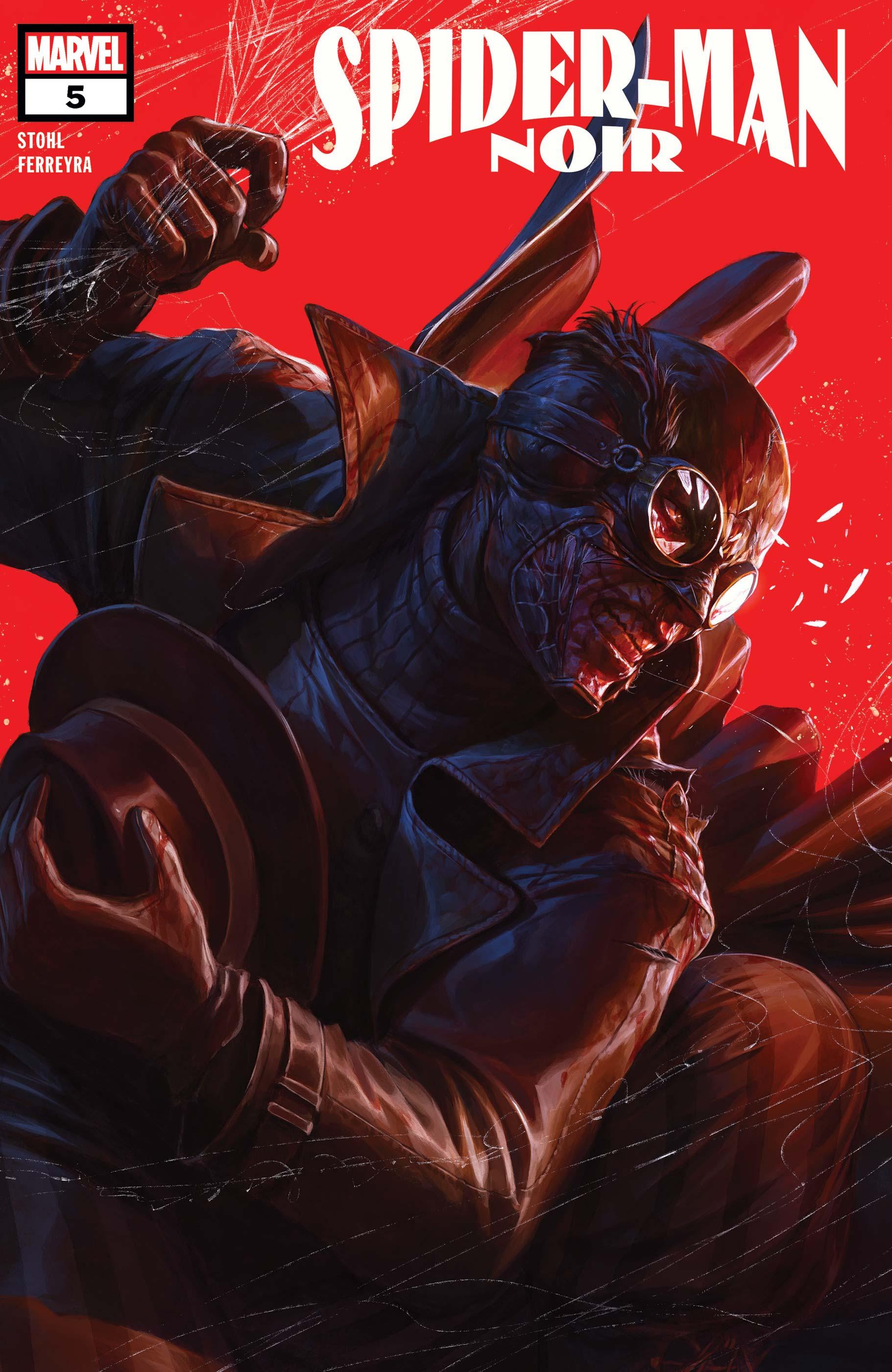 Spider-Man Noir (2020) #5