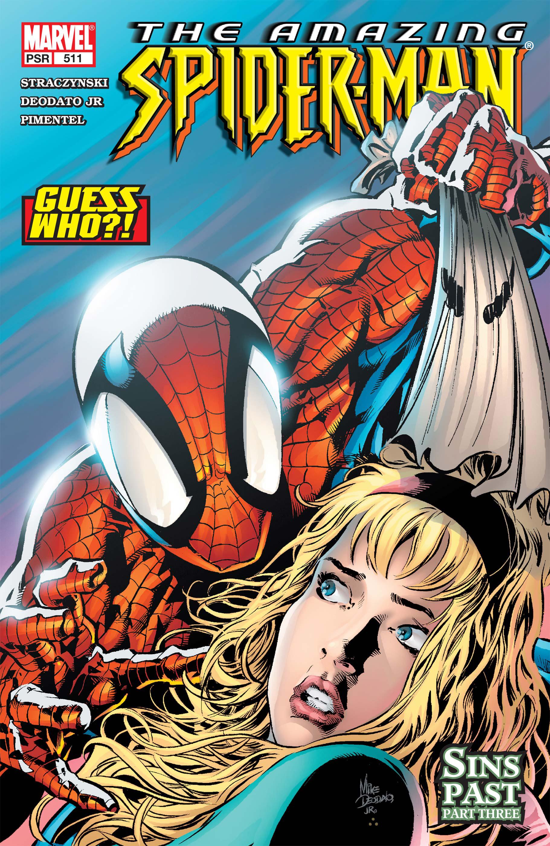 Amazing Spider-Man (1999) #511