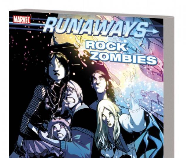 Runaways Vol. 10: Rock Zombies (Digest) (Digest)