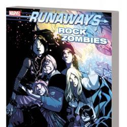 Runaways Vol. 10: Rock Zombies (Digest)