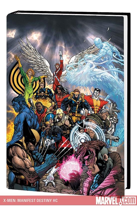X-Men: Manifest Destiny (Hardcover)