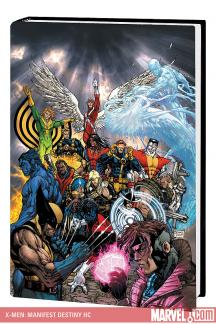 X-Men: Manifest Destiny (Hardcover)