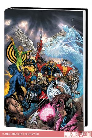 X-MEN: MANIFEST DESTINY HC (2009 - Present)