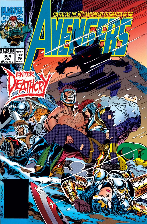 Avengers (1963) #364