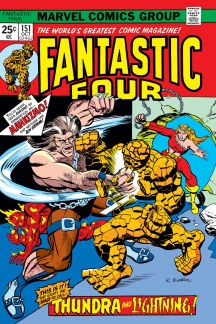 Fantastic Four (1961) #151