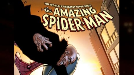Marvel AR: Amazing Spider-Man #675 Flashback
