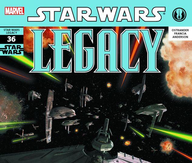 Star Wars: Legacy (2006) #36