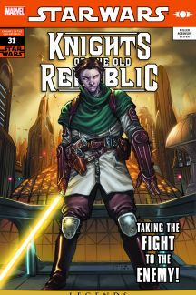 Star Wars: Knights Of The Old Republic #31
