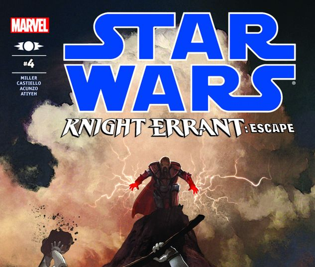 Star Wars: Knight Errant - Escape (2012) #4