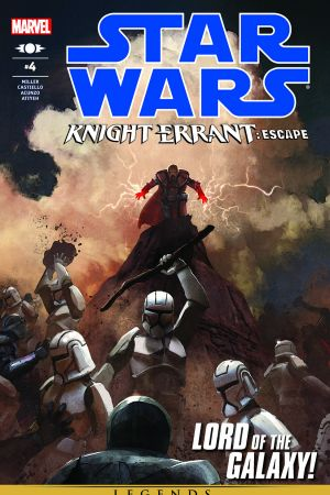 Star Wars: Knight Errant - Escape #4