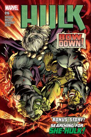 Hulk (2014) #16