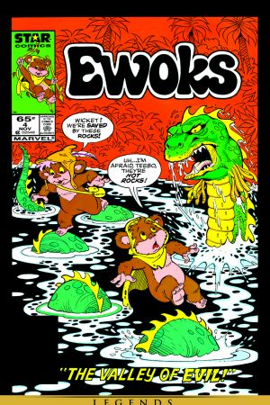 Star Wars: Ewoks (1985) #4