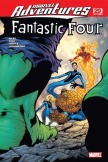 Marvel Adventures Fantastic Four #29