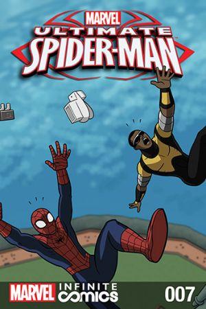 Ultimate Spider-Man Infinite Digital Comic #7
