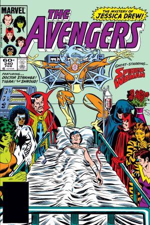 Avengers (1963) #240