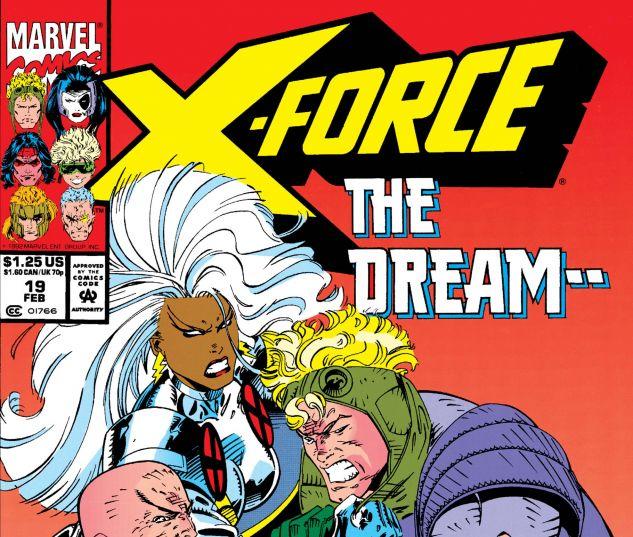 X-Force (1991) #19