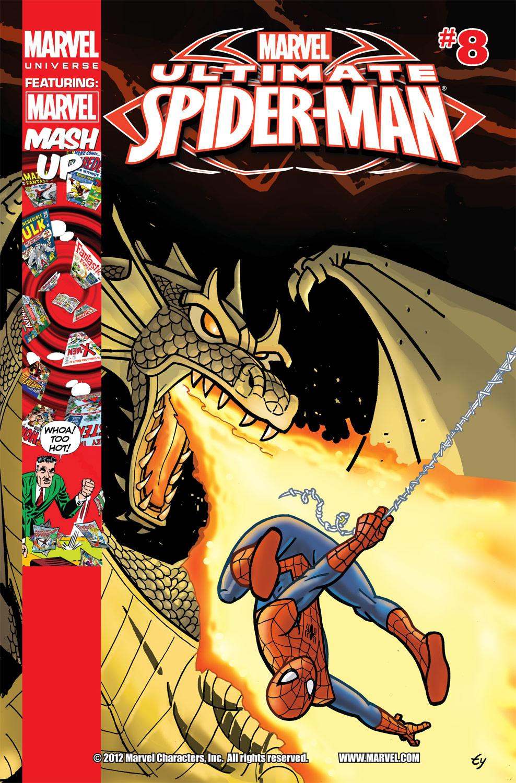Marvel Universe Ultimate Spider-Man (2012) #8