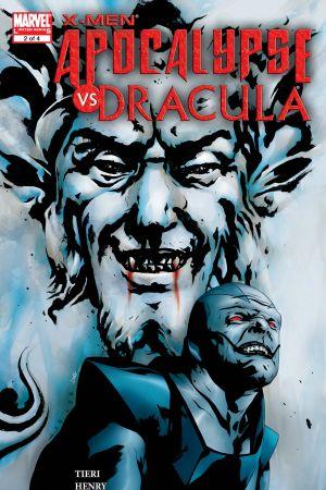 X-Men: Apocalypse/Dracula #2