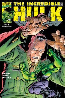 Incredible Hulk (1999) #18