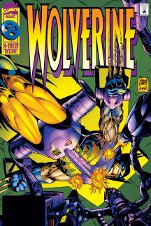 Wolverine (1988) #92