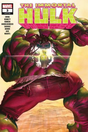 Immortal Hulk (2018) #3