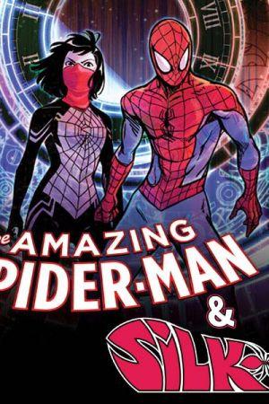 Amazing Spider-Man & Silk: The Spider(Fly) Effect (2016)