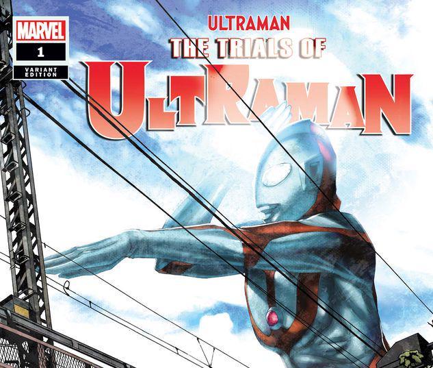 The Trials of Ultraman #1