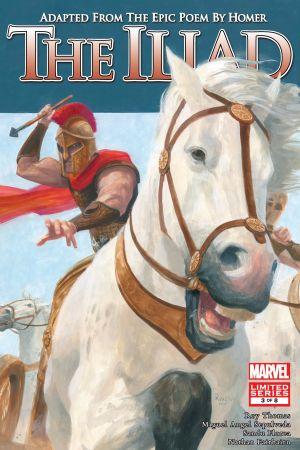 Marvel Illustrated: The Iliad #3
