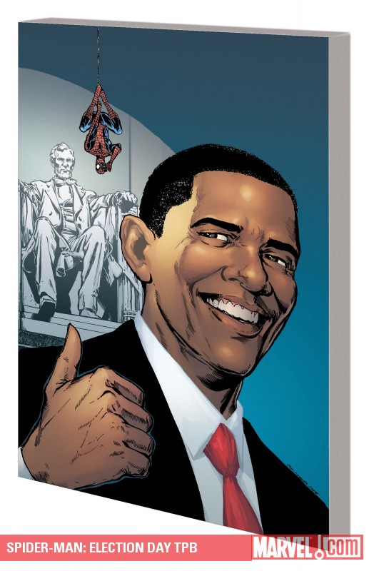 Spider-Man: Election Day (Trade Paperback)