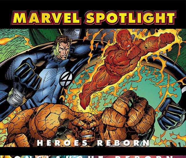 MARVEL SPOTLIGHT (2008) #11 COVER