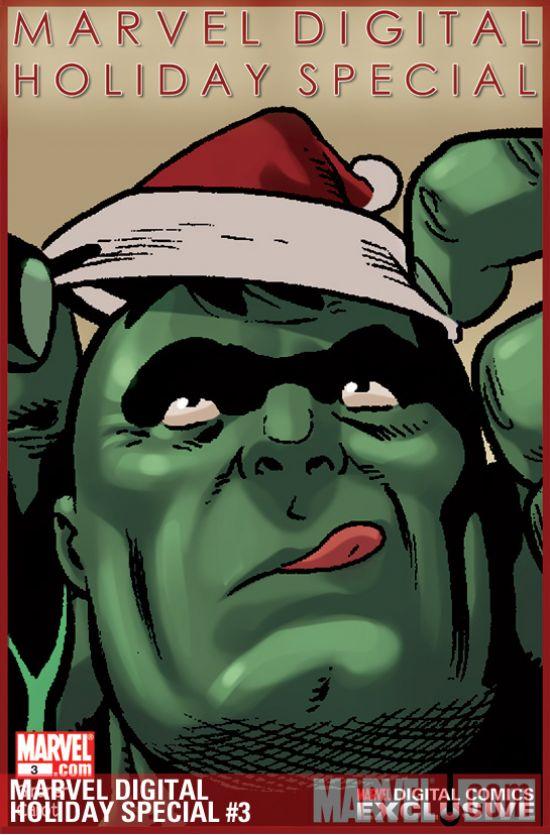 Marvel Digital Holiday Special (2010) #3