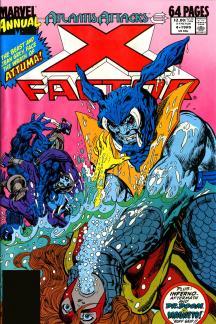X-Factor Annual #4