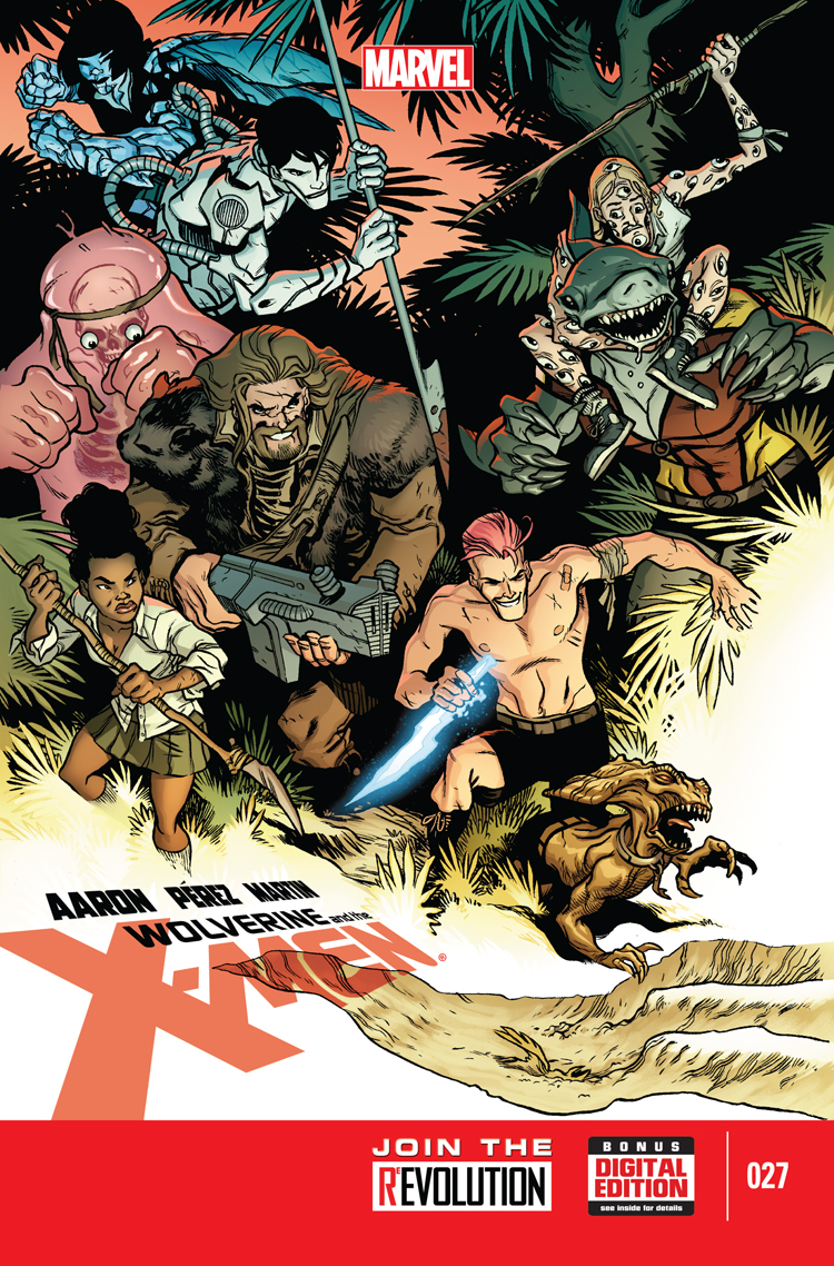 Wolverine & the X-Men (2011) #27