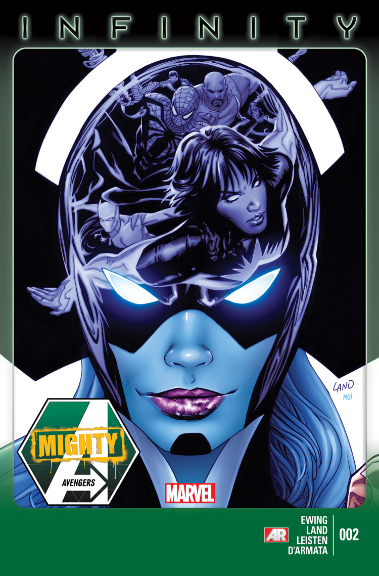 Mighty Avengers (2013) #2