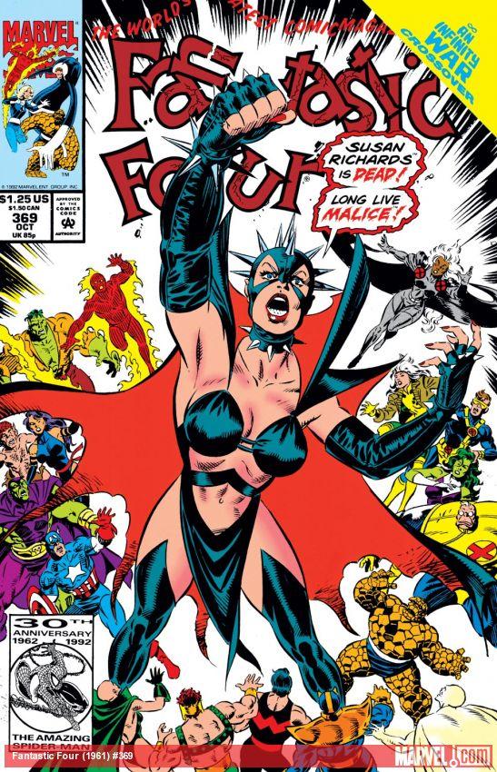 Fantastic Four (1961) #369