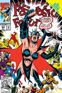 Fantastic Four #369
