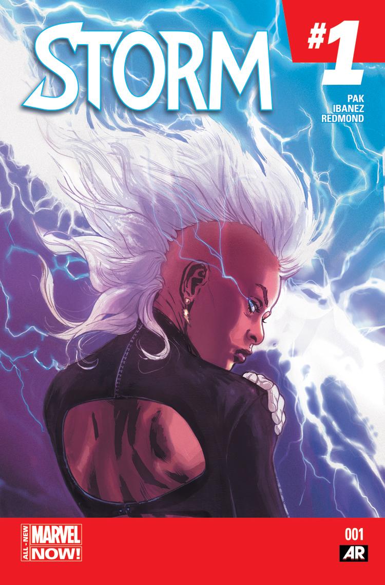 Storm (2014) #1