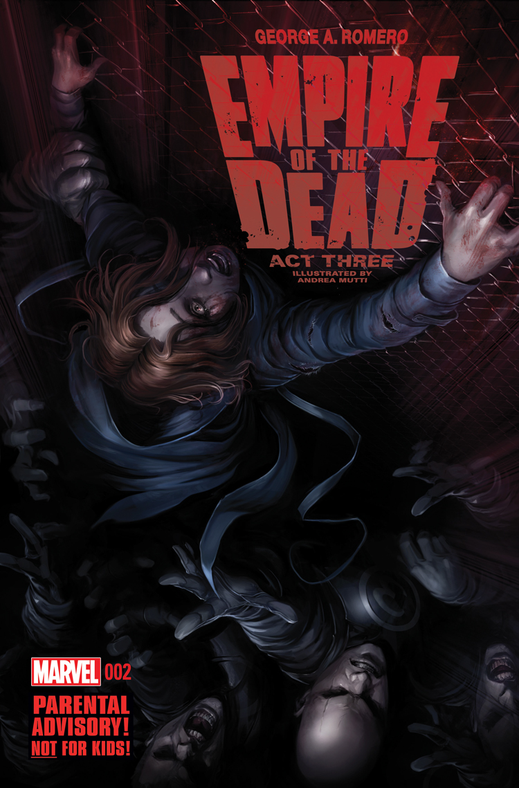 George Romero's Empire of the Dead: Act Three (2015) #2