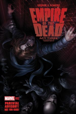 George Romero's Empire of the Dead: Act Three #2