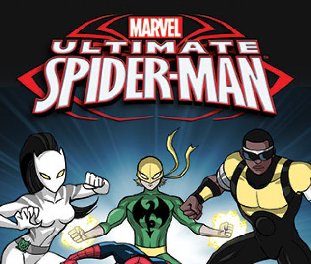 Ultimate Spider-Man Infinite Digital Comic (2015) #19