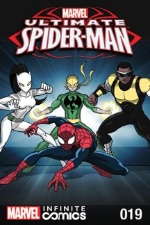 Ultimate Spider-Man Infinite Digital Comic #19