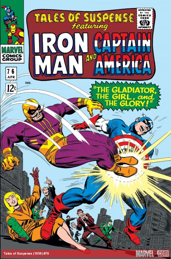 Tales of Suspense (1959) #76