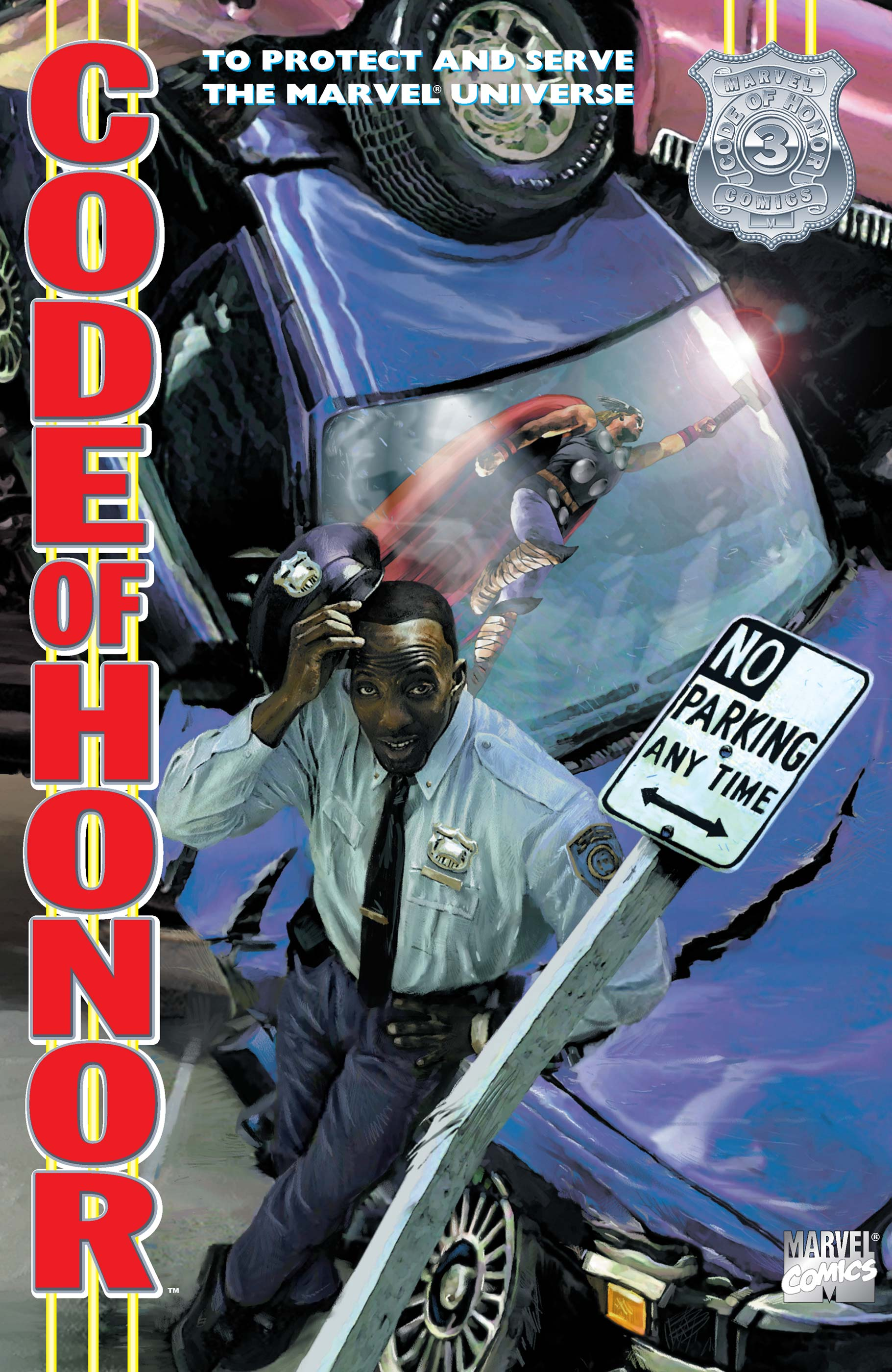 Code of Honor (1997) #3