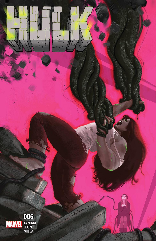 Hulk (2016) #6