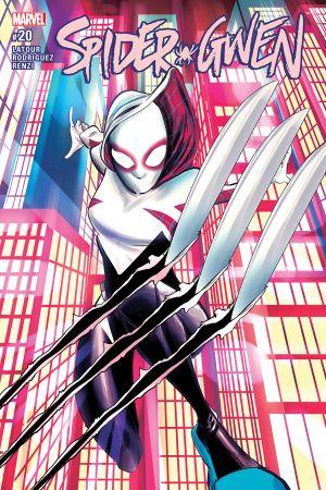 Spider-Gwen (2015) #20